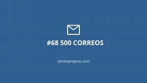 500 correos