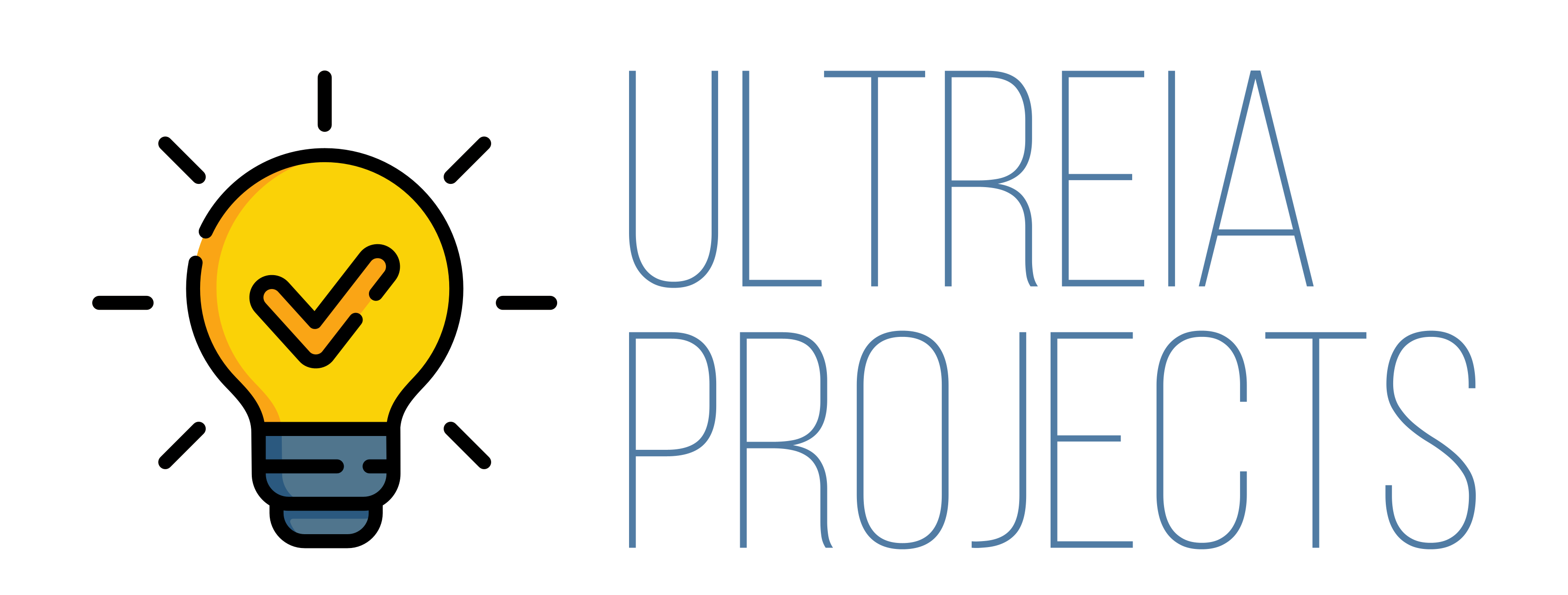 Logo Ultreia Projects Diseño Web WordPress